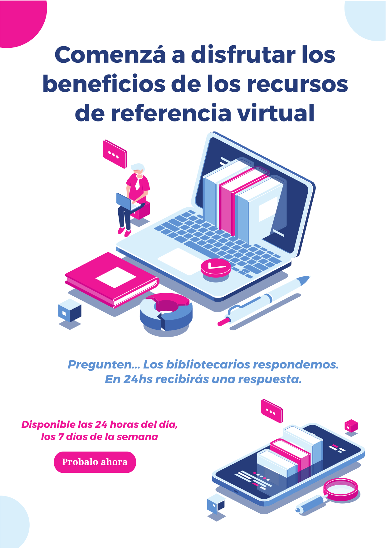 Flyer Referencia virtual